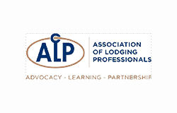 Affiliate member of Association of Lodging Professionals Logo